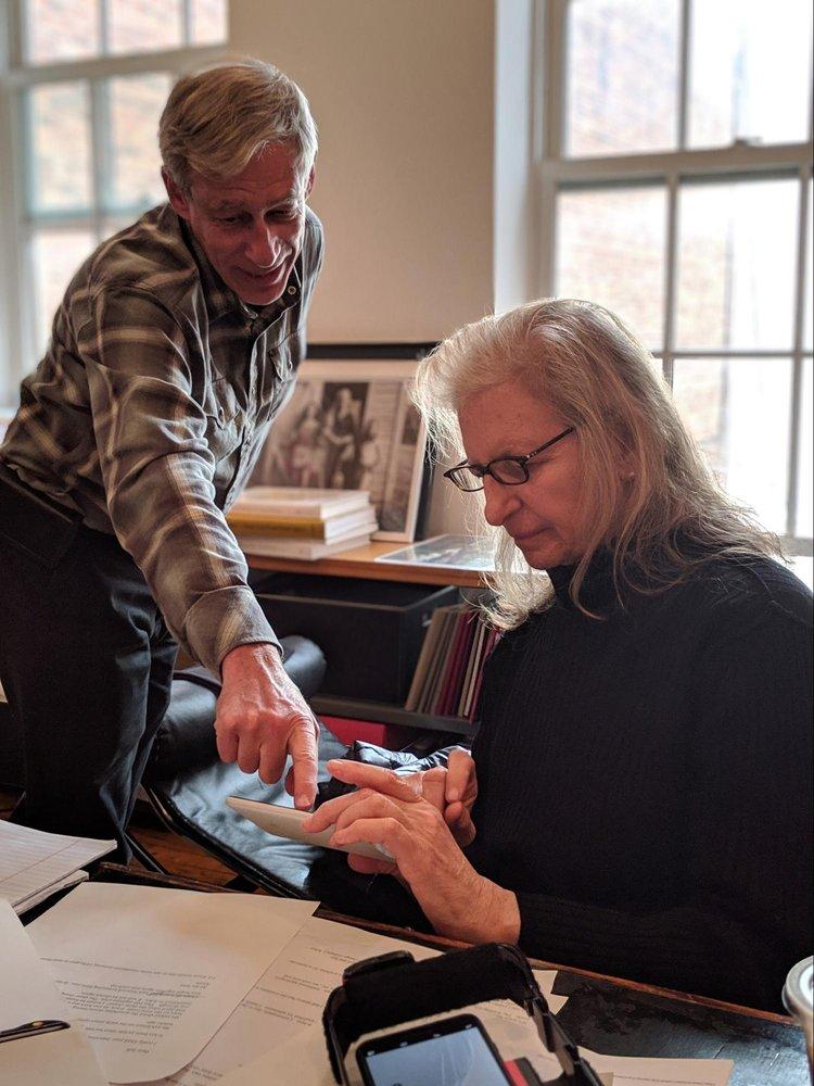 Annie Leibovitz unveils photo series with Google Pixel