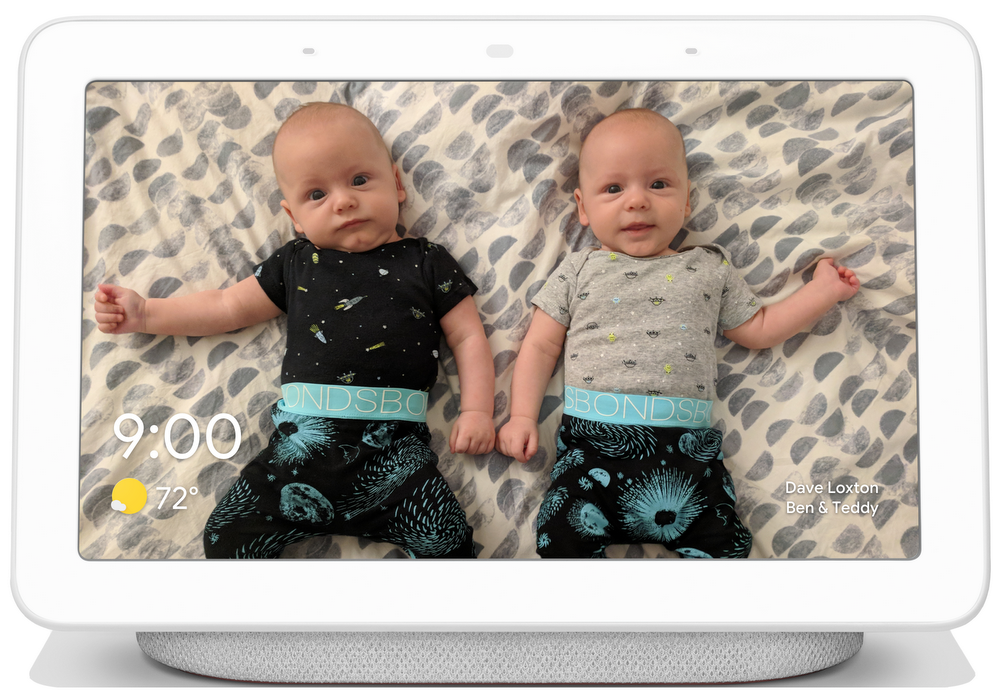 Google Home Hub Photos