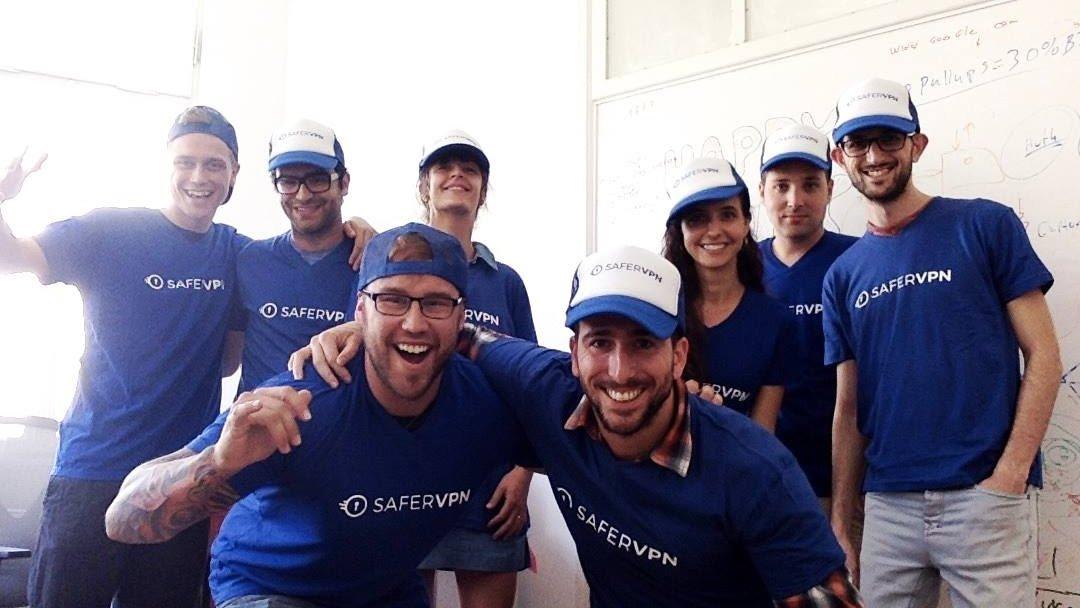 SaferVPN - Tel Aviv