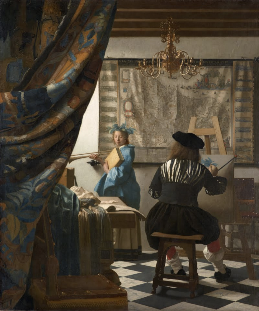 An art gallery in your pocket: See Vermeer's paintings in augmented reality