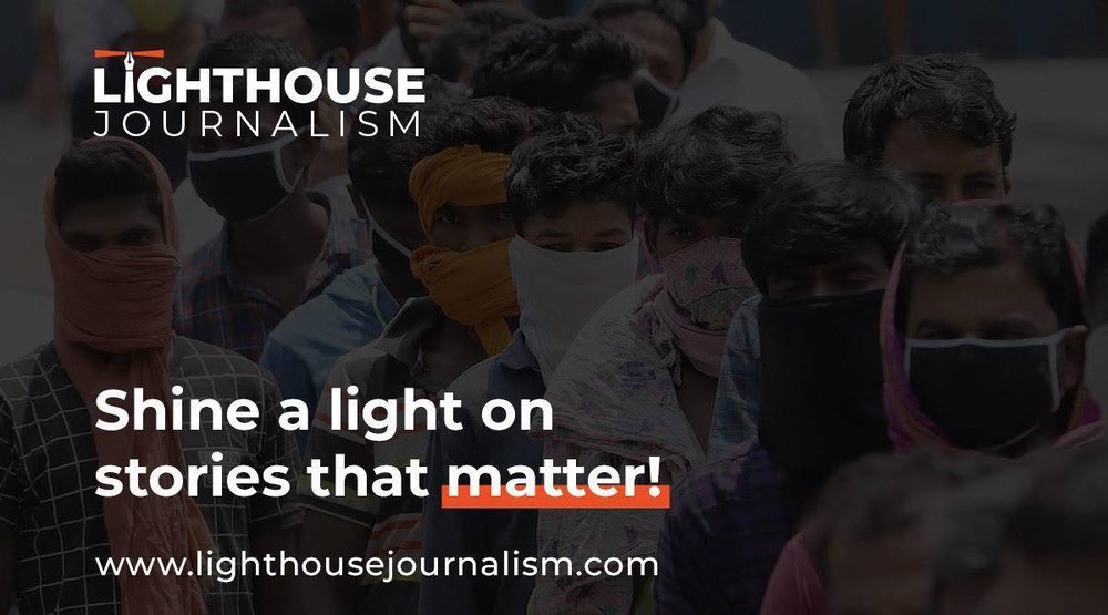 Lighthouse Journalism: Shine a light on stories that matter! www.lighthousejournalism.com