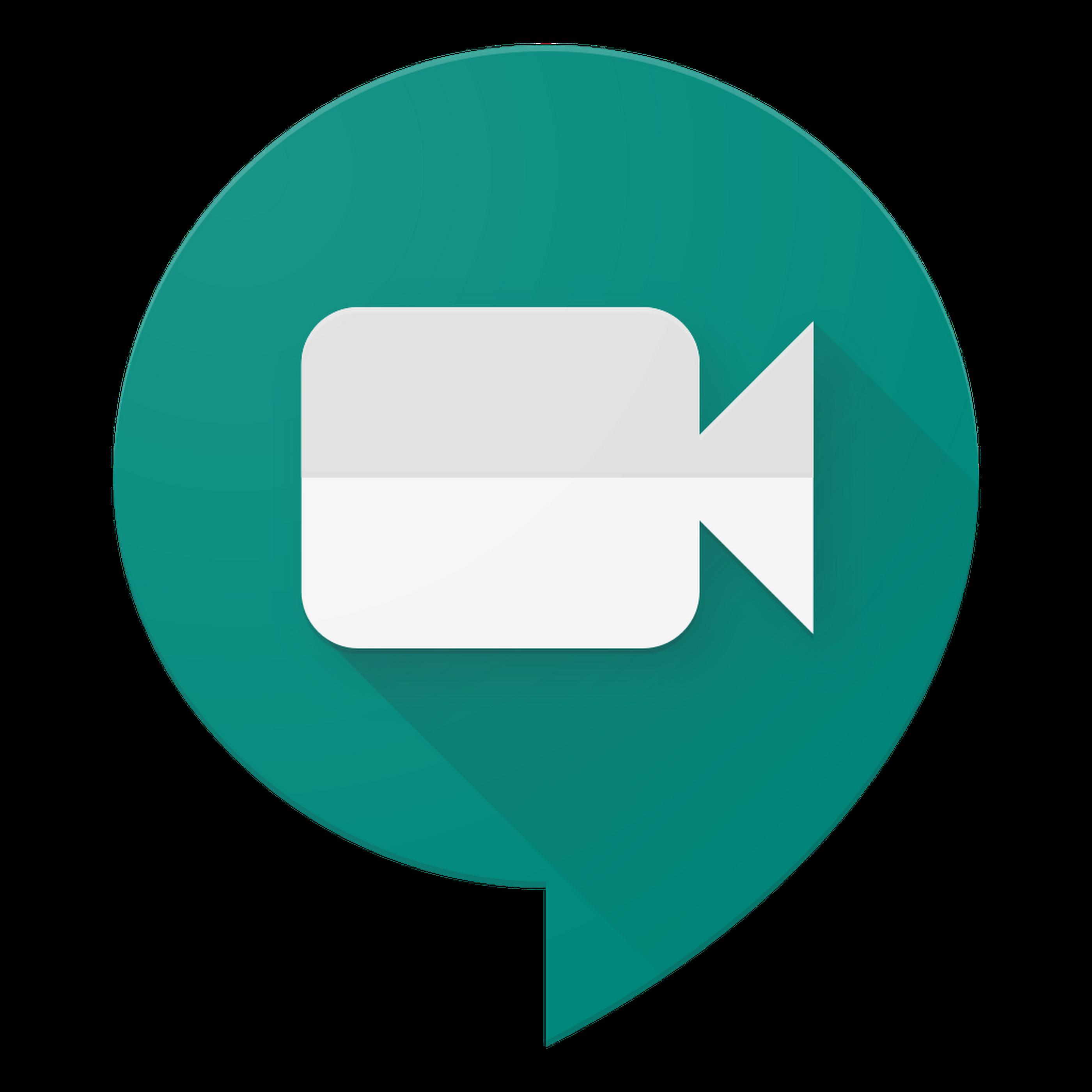 Logo Hangouts Meet