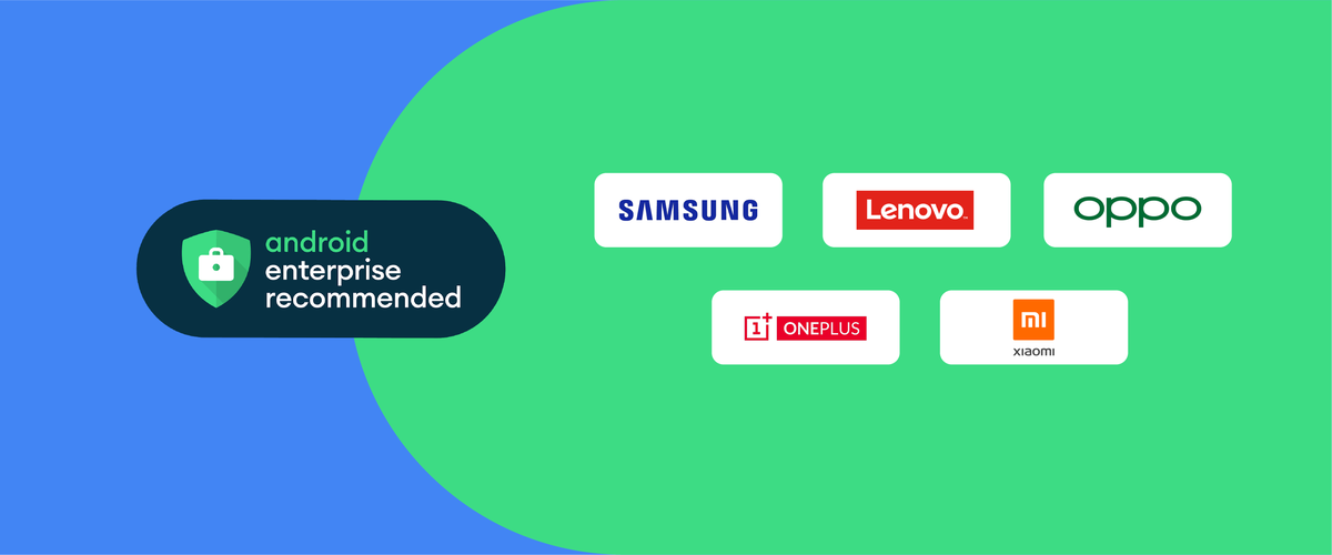 Android Enterprise Recommended adds Samsung, more partners