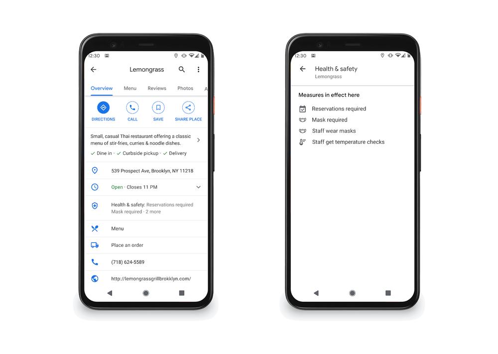 Conoce las nuevas funciones de seguridad para Google Maps