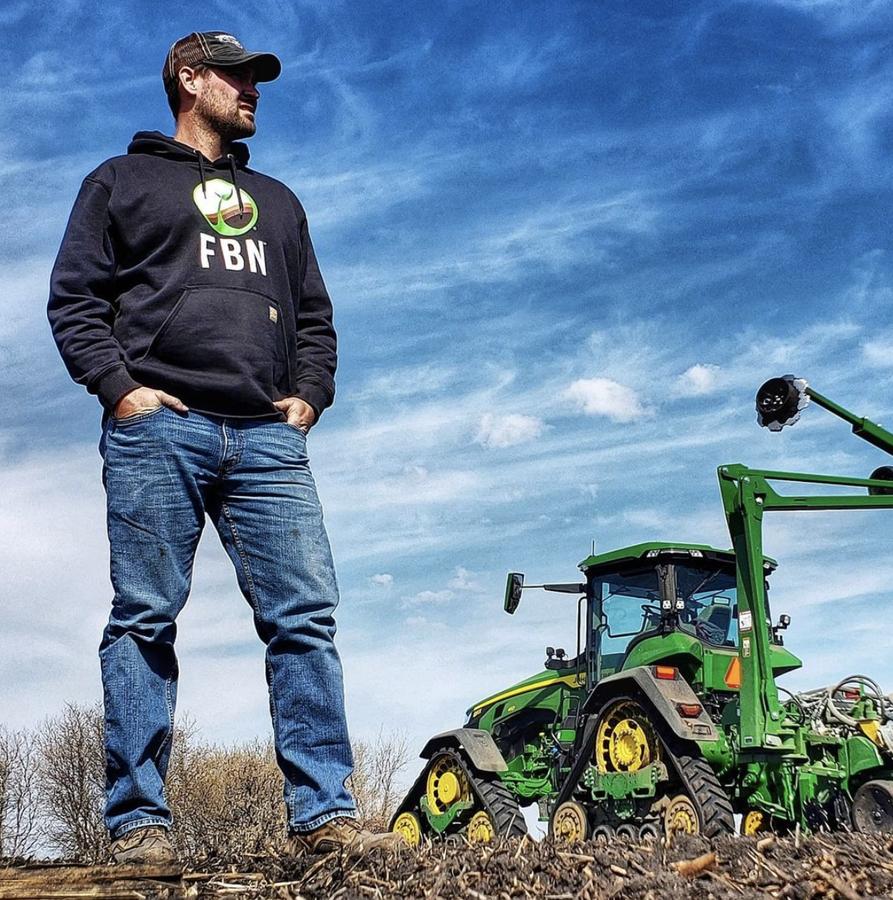 Millennial Farmer: Farming for the future