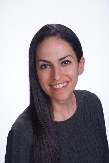 Headshot of Miriam Illions