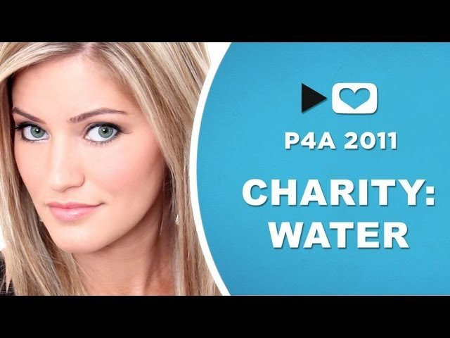 PROJECT FOR AWESOME! CHARITY WATER! | iJustine