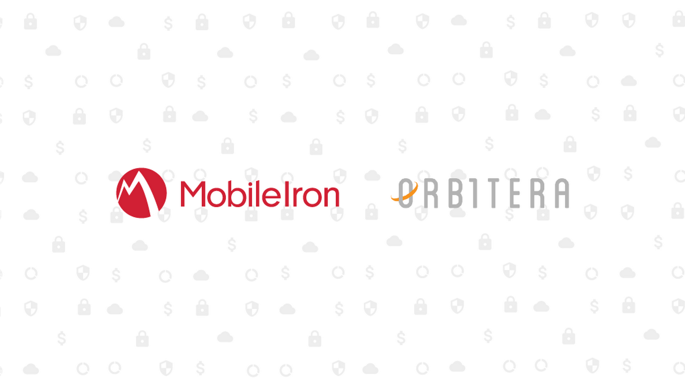 Orbitera MobileIron partnership hero image