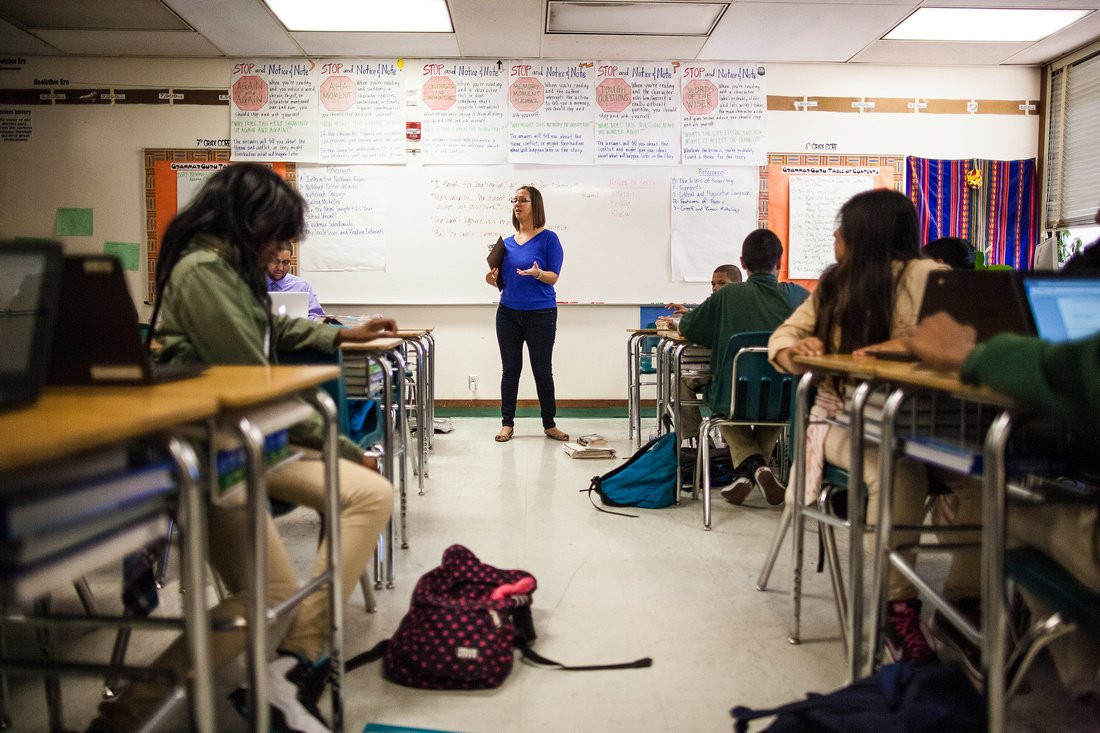 Classroom Research Ideas ~ New research explores unconscious bias in the classroom