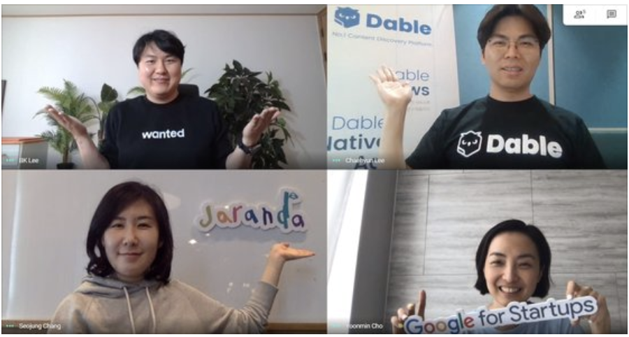 Five years of Google for Startups in Korea