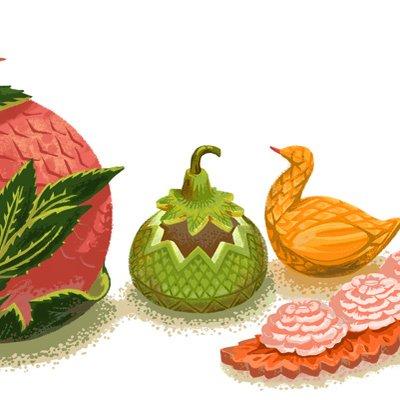 Penpan Sittitrai doodle