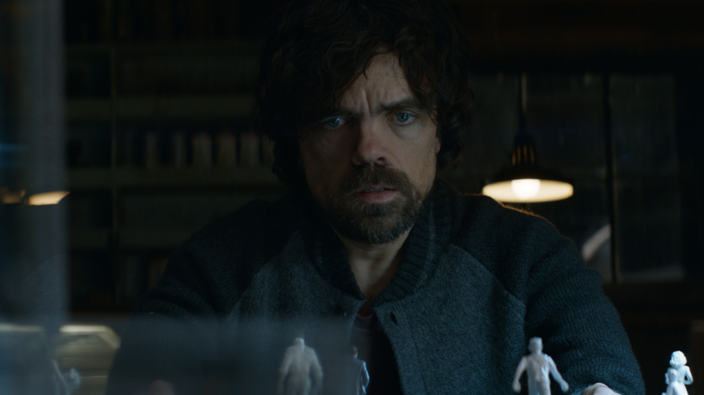 Unlock the Truth with Peter Dinklage in Sci-Fi Mystery REMEMORY on Google Play