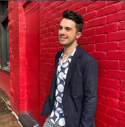 LGBTQ blogger and influencer Rigel Gemini