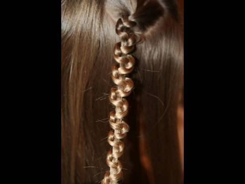 Quick Slide-Up Braid | Popular Hairstyles | Cute Girls Hairstyles