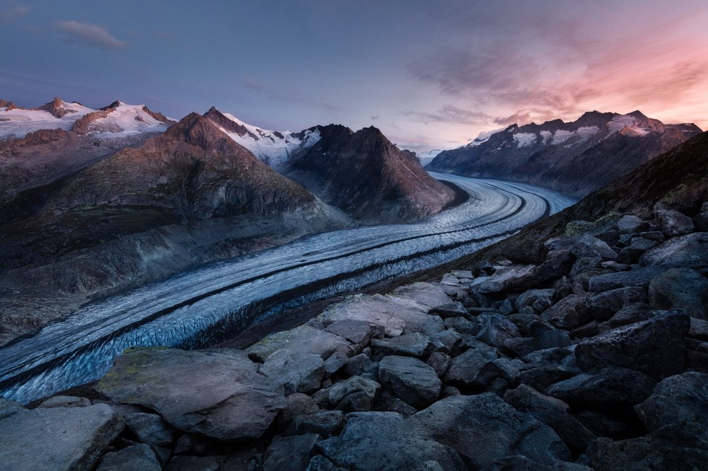 Photo of road through the mountains by Samuel Ferrara on Unsplash