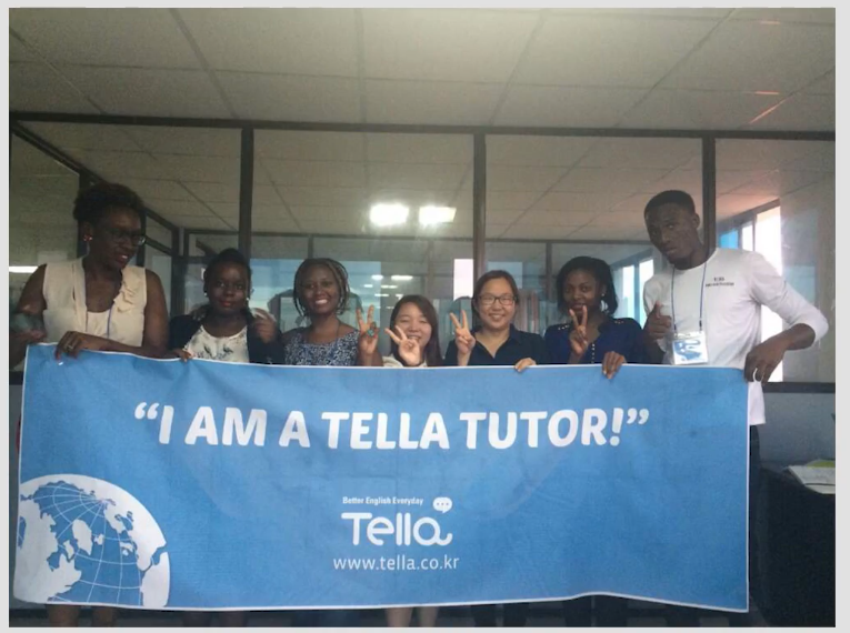 I am a Tella tutor