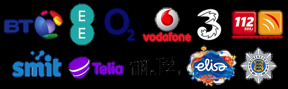 telecom logos