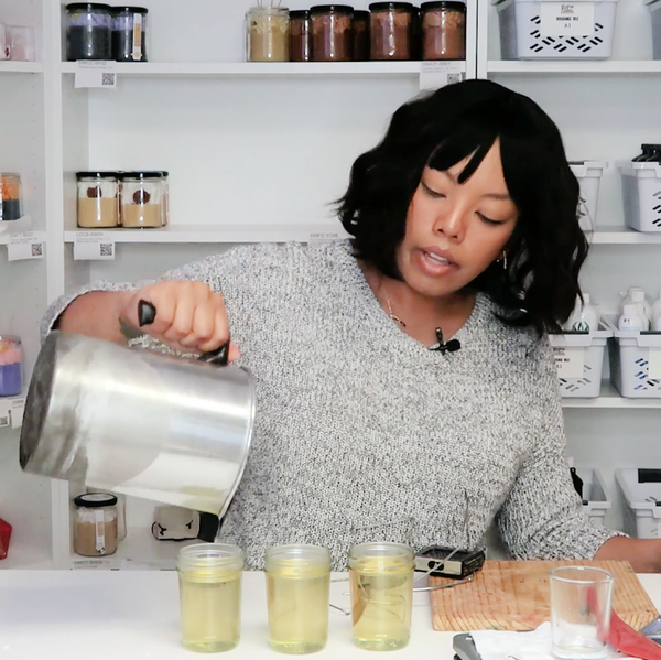Igniting a candle business