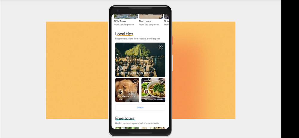 Touring Bird lands with Google to plan your perfect trip