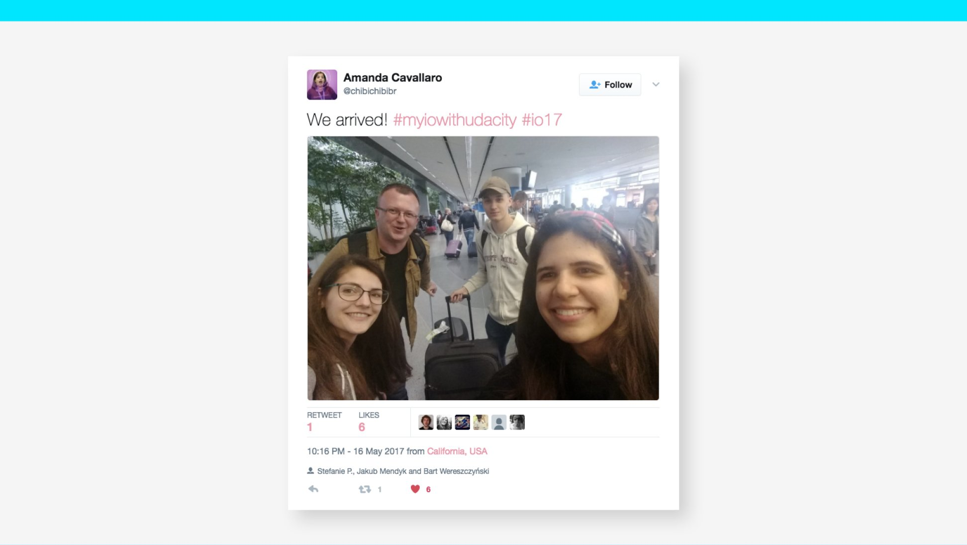 Udacity tweet 3