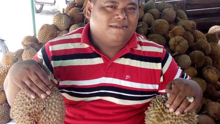 Ucok Durian founder Johan
