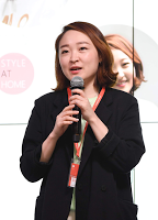 Lee Da-rang, CEO Growing Mom