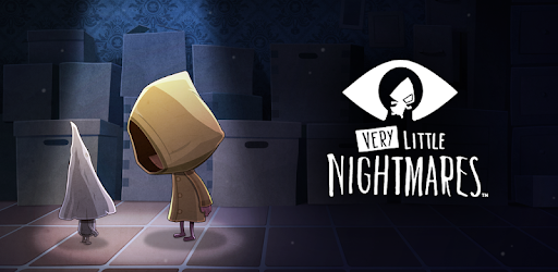 Very Little Nightmares mobile puzzle adventure game image with a cute and creepy universe to explore