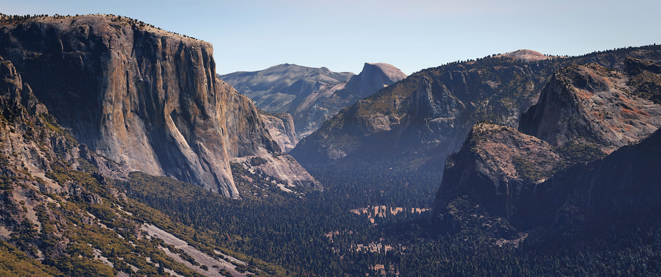 Visit the U.S. National Parks in Google Earth