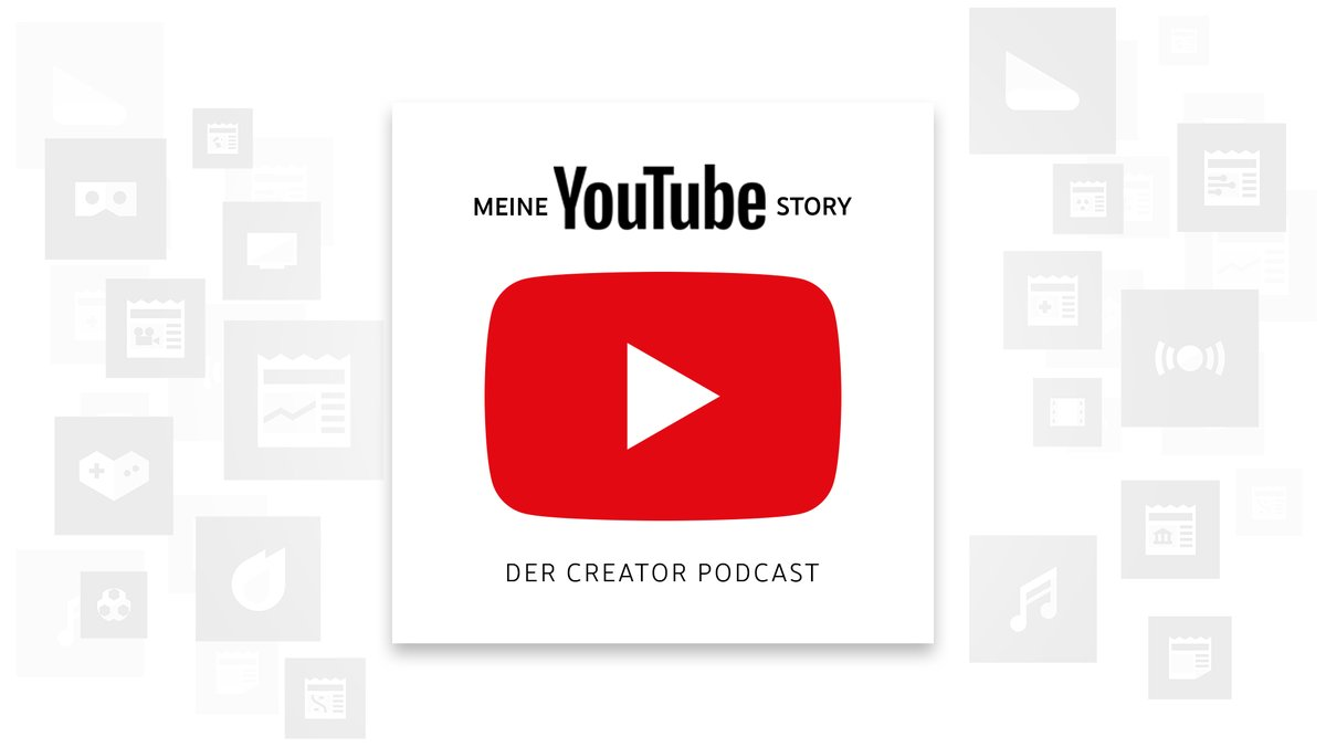 YouTube Podcast Meine Creator Story