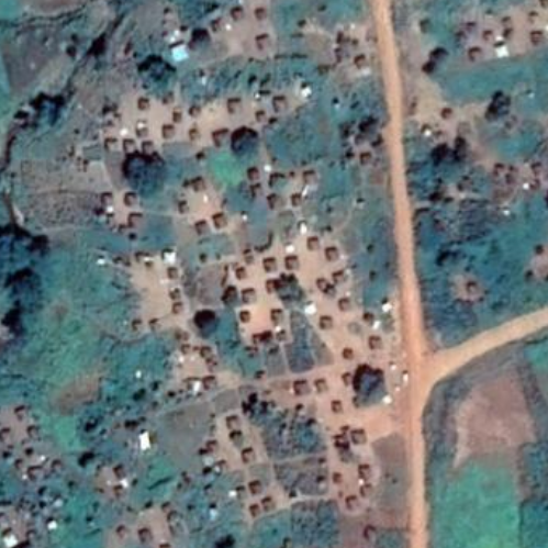 Using AI to map Africa's buildings