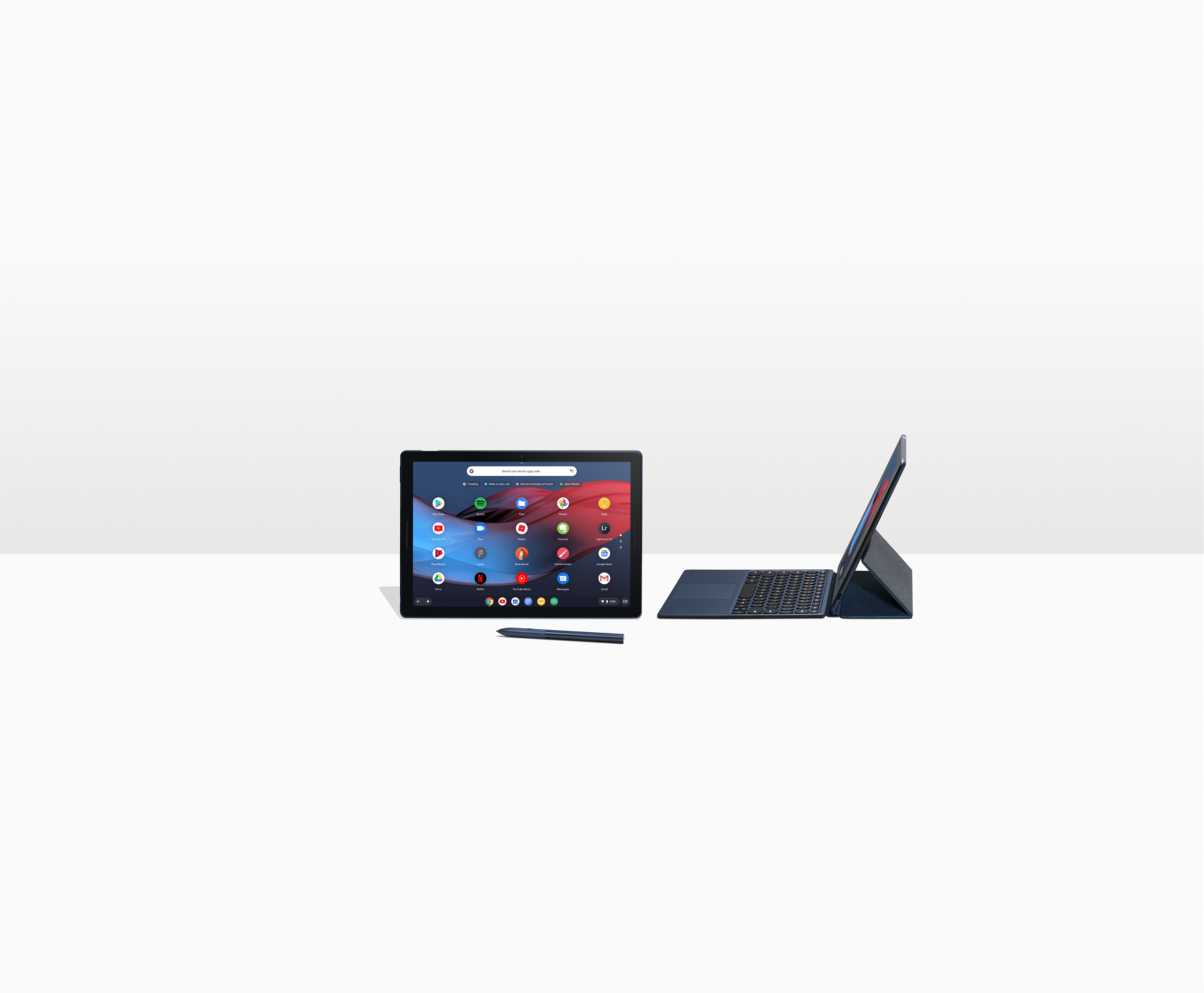 Google Pixel Slate: perfect for work and play