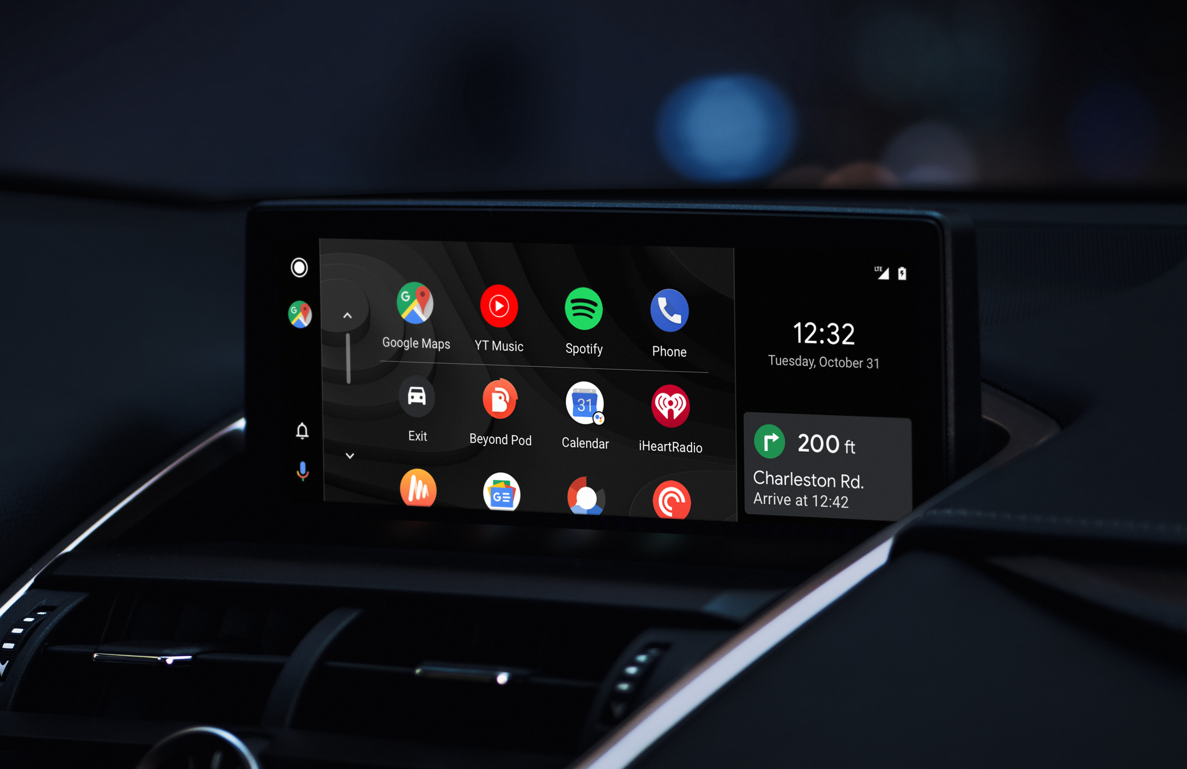 Upgrade your drive with Android Auto