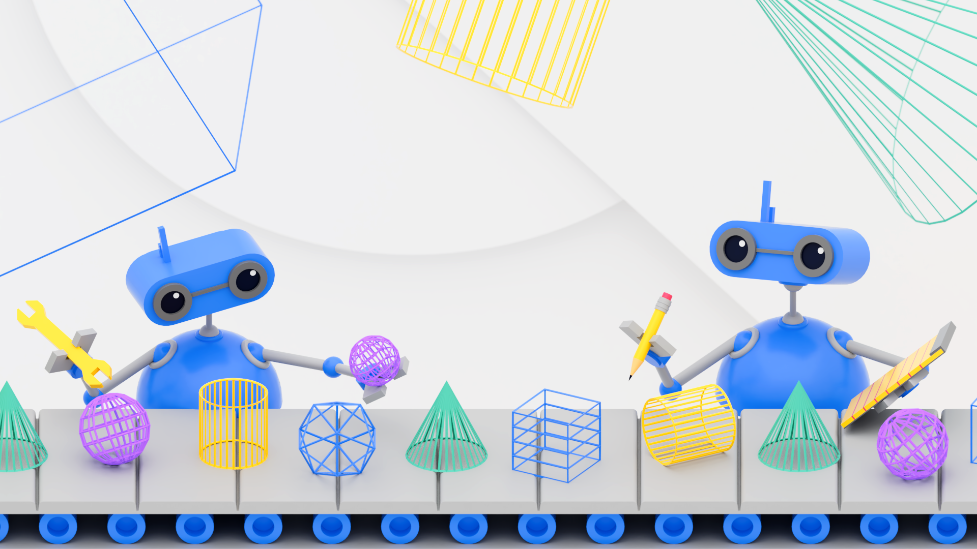 Poly API: 3D objects on demand