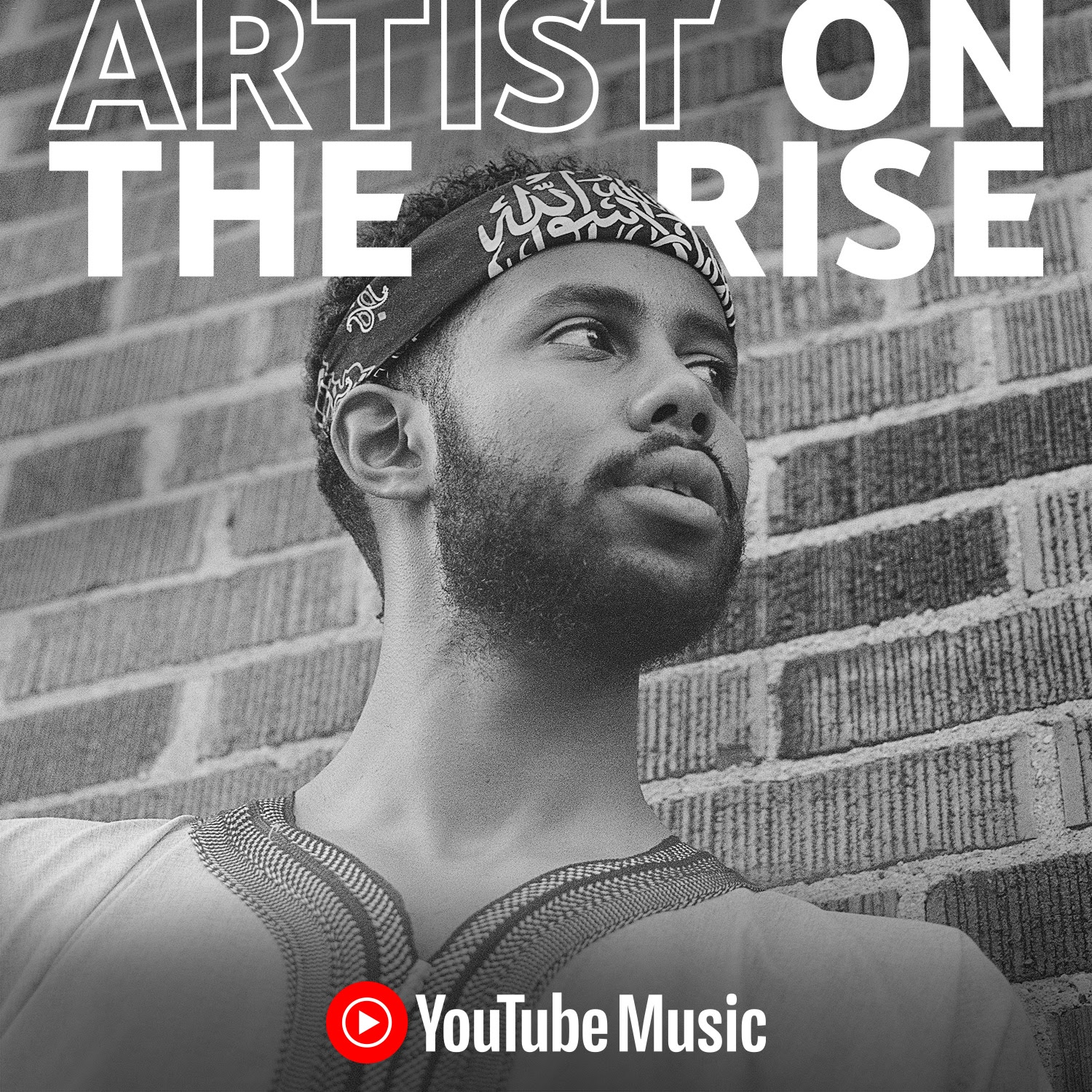 Get to know Mustafa, our latest Artist on the Rise