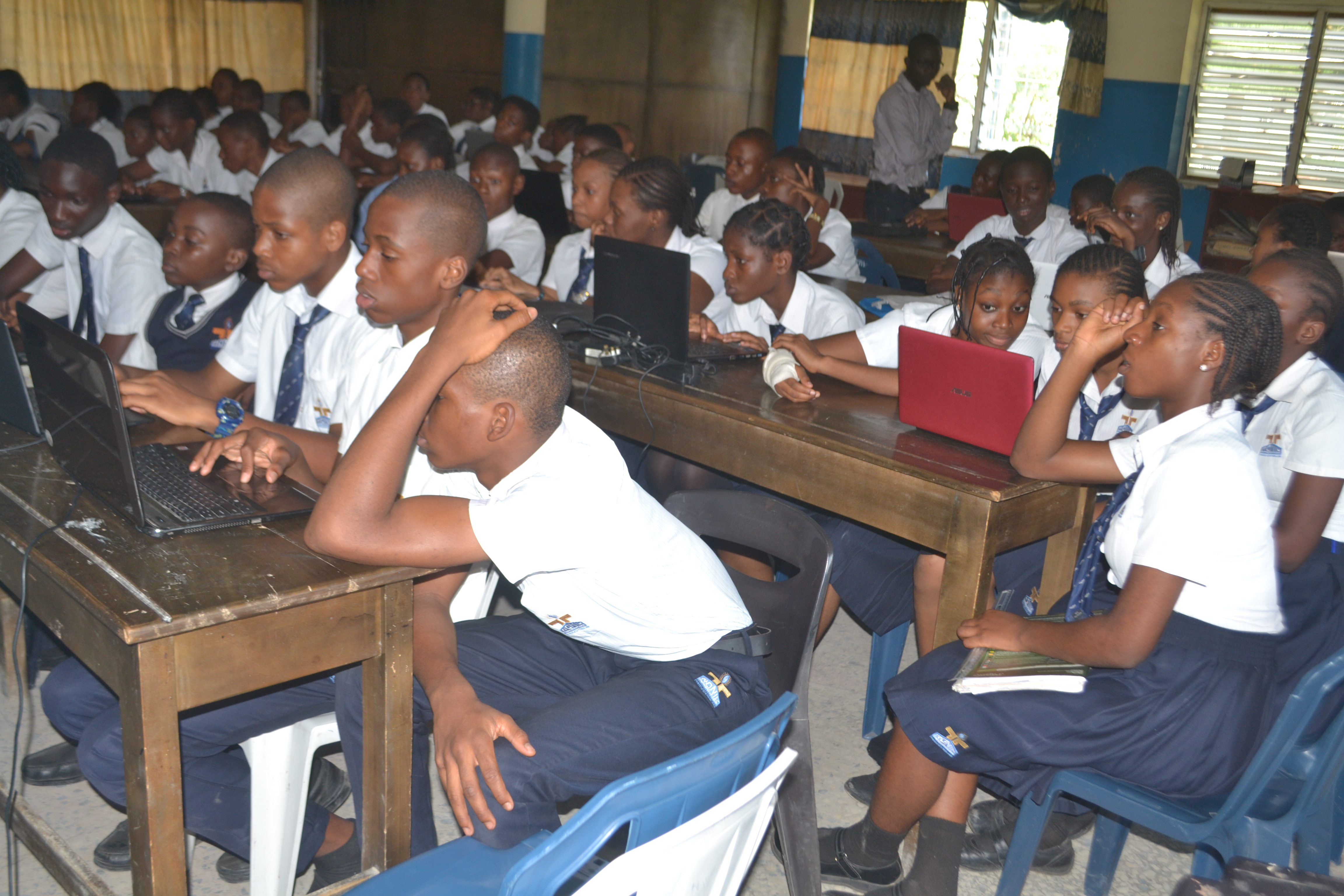 Making computer science accessible to more students in Africa
