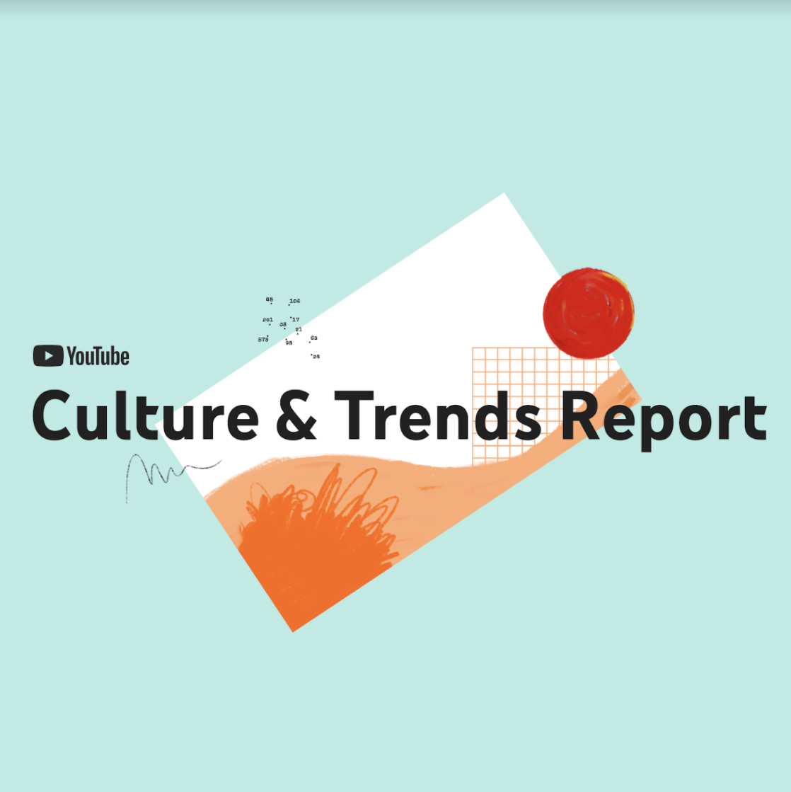 Analyzing pop culture with YouTube's Culture & Trends Report
