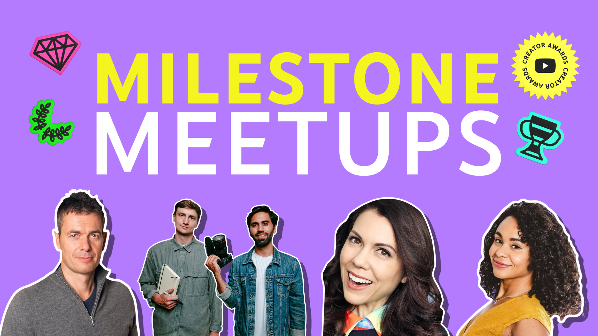 Milestone Meetups: Checking in with Colin and Samir, Jenny Lorenzo, and Jo Franco