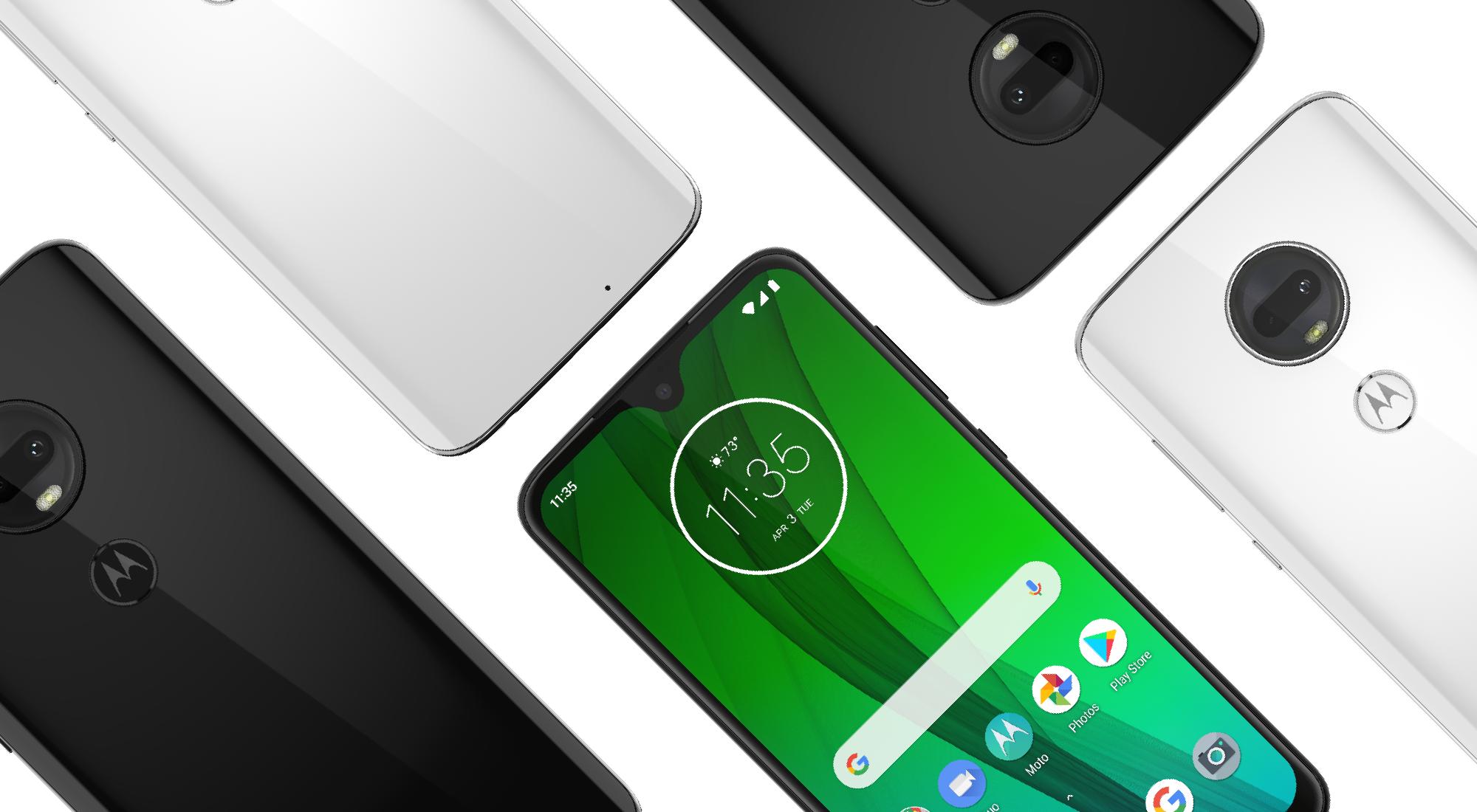 Google Fi welcomes a new phone from Motorola