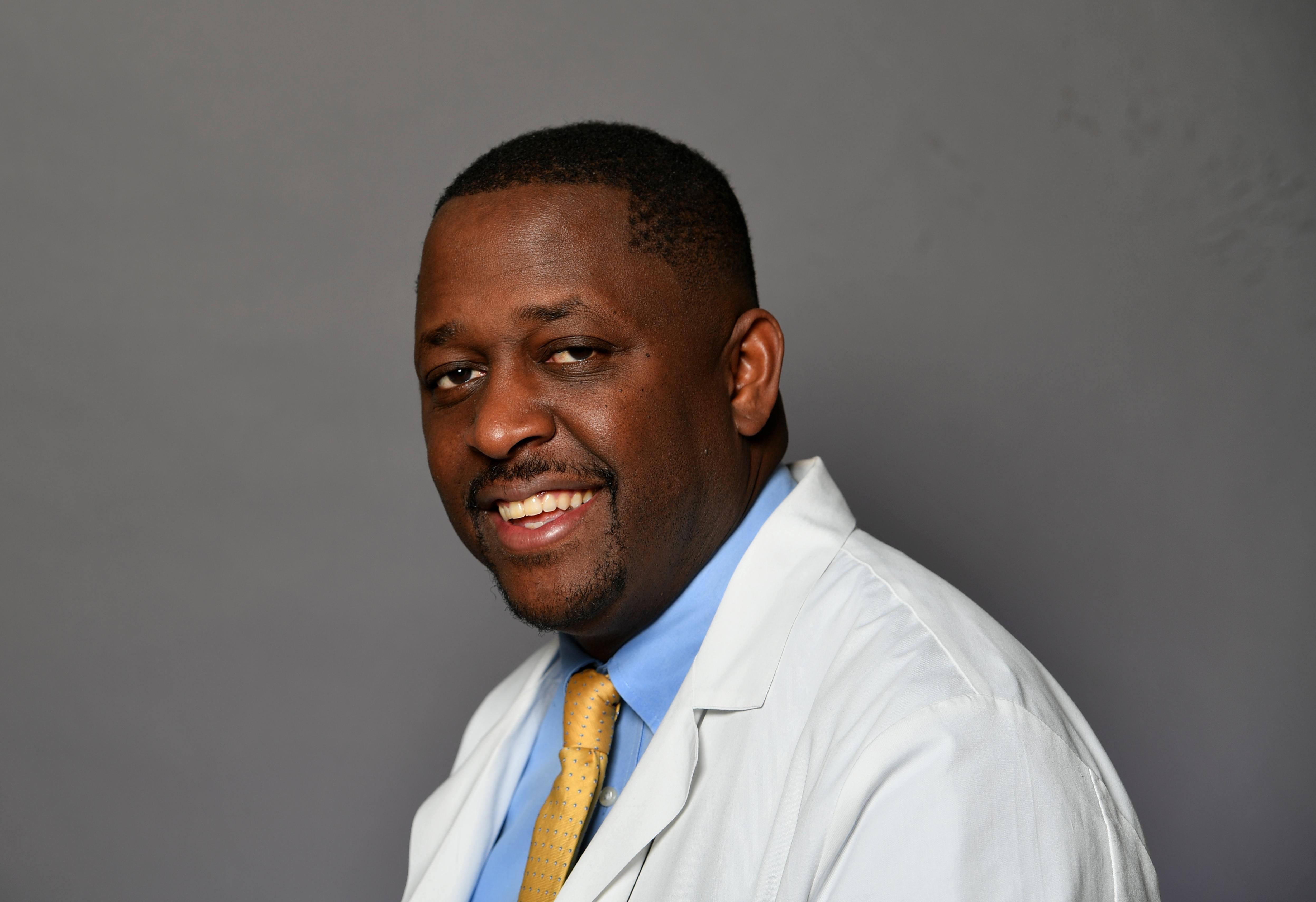 Dr. Garth Graham