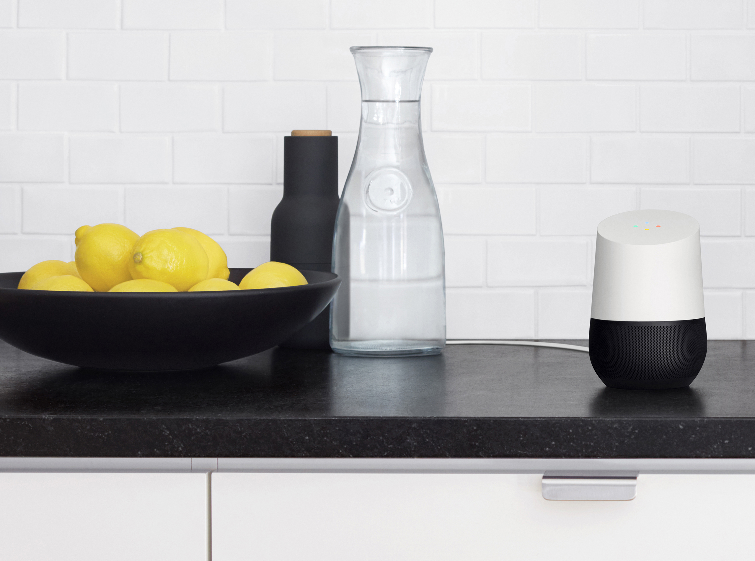 Now We Re Cooking The Assistant On Google Home Is Your