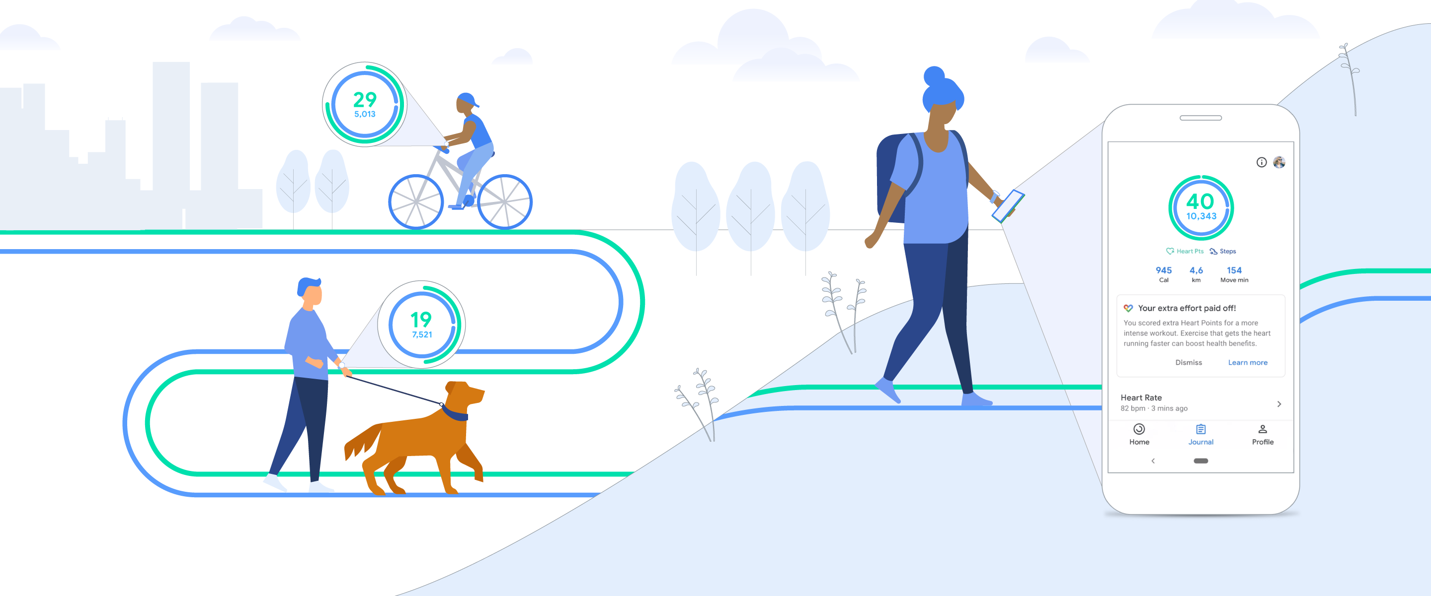 Tackle your health goals in 2021 with Google Fit