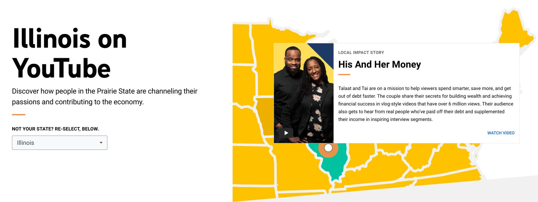 Illinois on YouTube