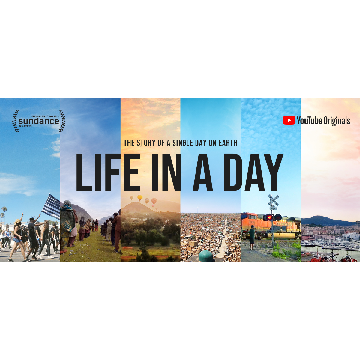 Then and now: creating 'Life in a Day'