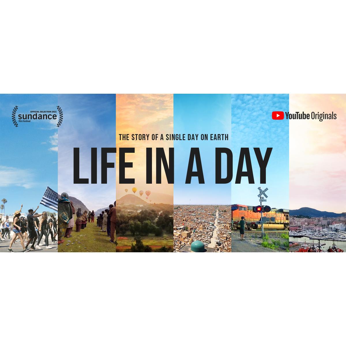 """El antes y el ahora: Creando """"Life in a Day"""""""