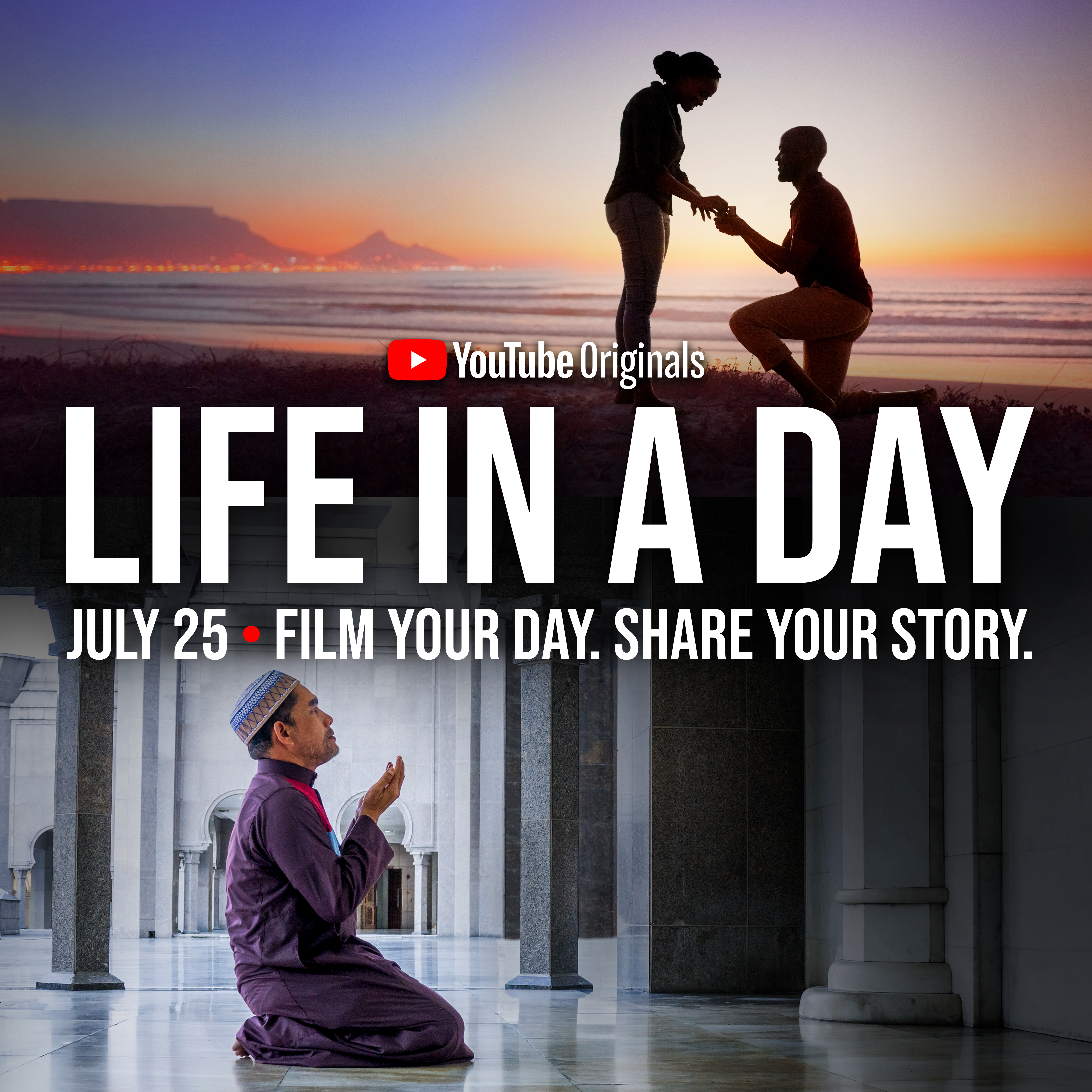 Update: Thank you for participating in 'Life In A Day 2020'