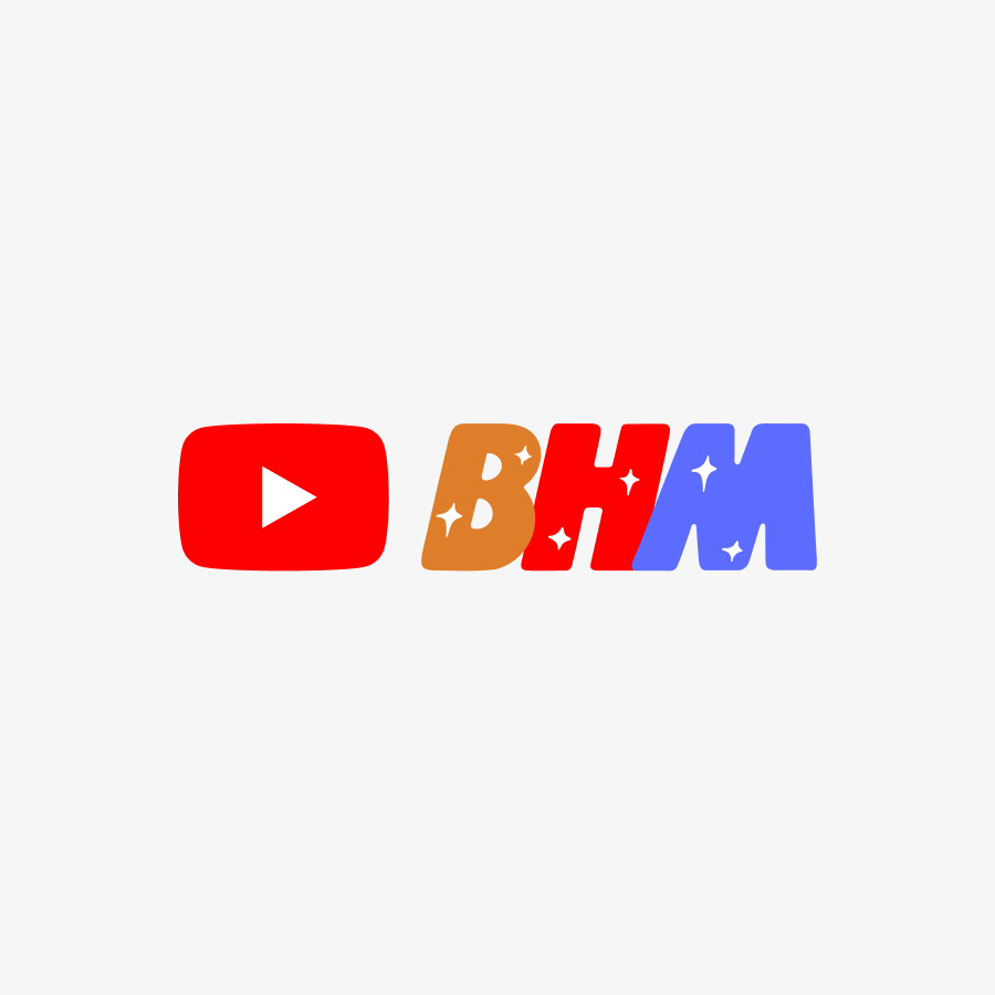 For Black History Month, Black artists reimagine the YouTube logo