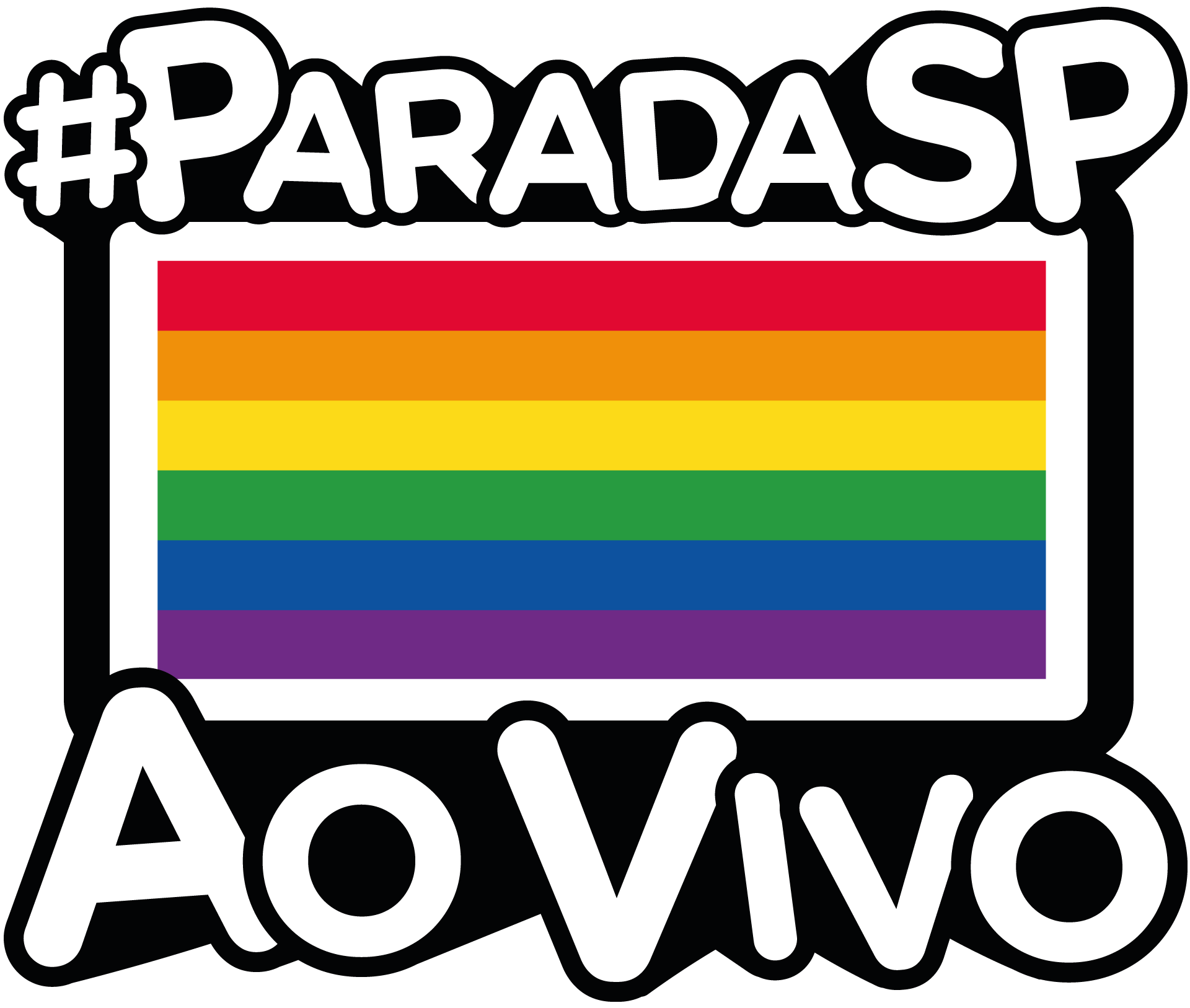 Está chegando a Parada Virtual do Orgulho LGBT de São Paulo 2021