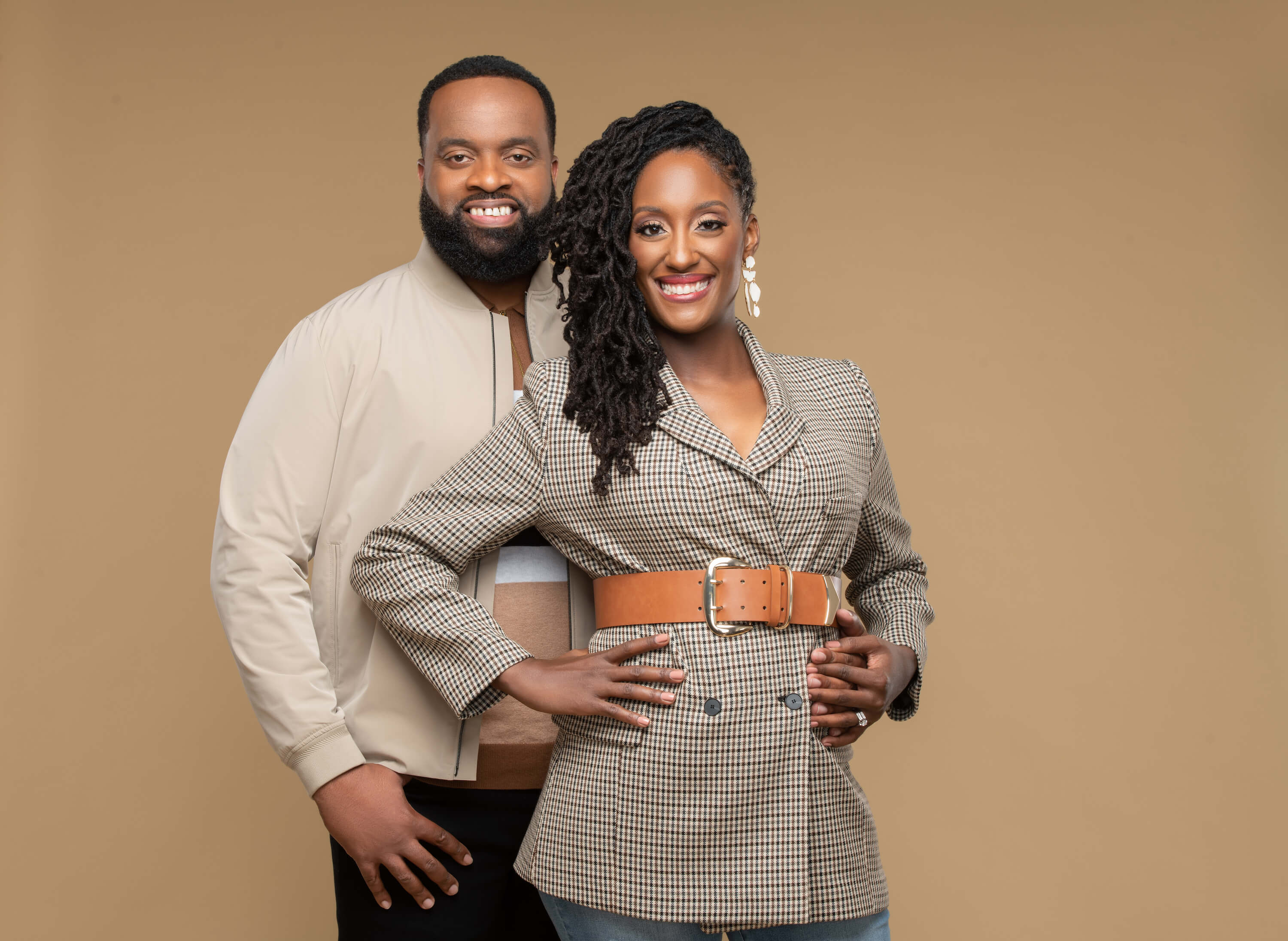 Meet the high-school sweethearts helping people escape debt and build generational wealth