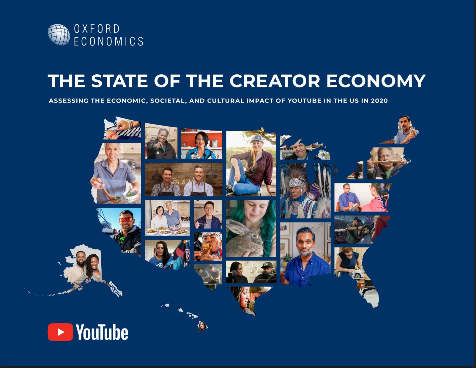 YouTube's creative economy– small businesses, big impact