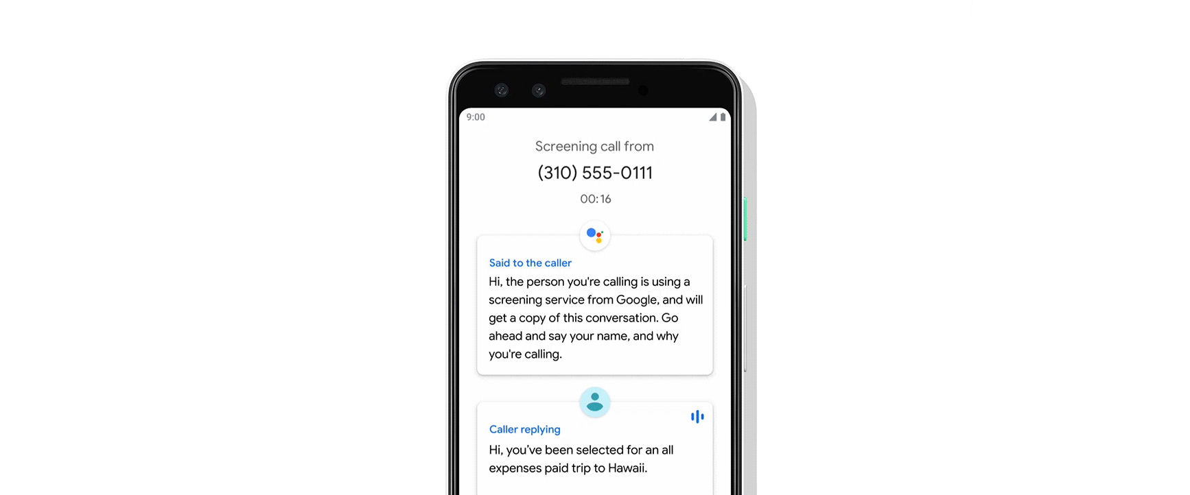 Why spam calls are more common, and how Pixel's Call Screen helps